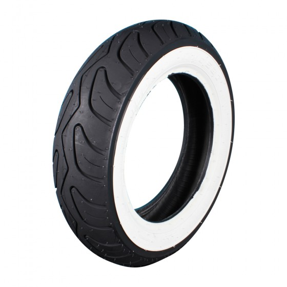 Prima 100/90-10 White Wall Tire