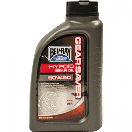 Bel Ray- 80w-90 Gear Saver Hypoid Gear Oil