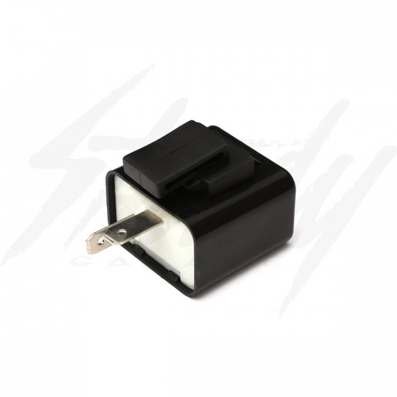 LED Flasher Relay 12v 2 Prongs