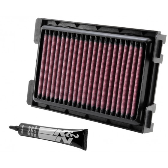 K&N Drop In Replacement Air Filter - Honda CBR250R CBR300R CB300F