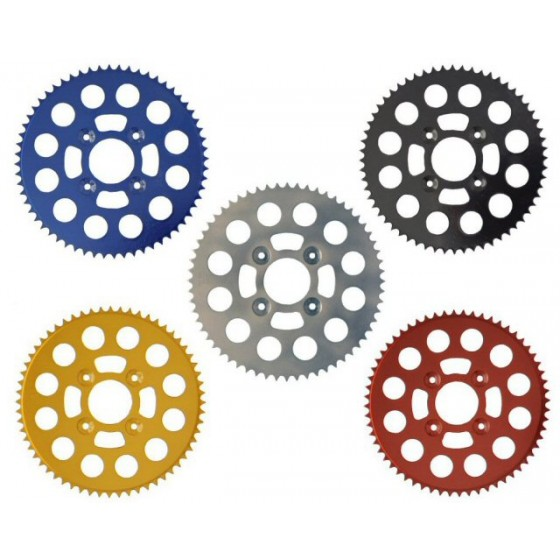 PBI Sprockets Honda Grom 60T Rear Stunt Sprocket