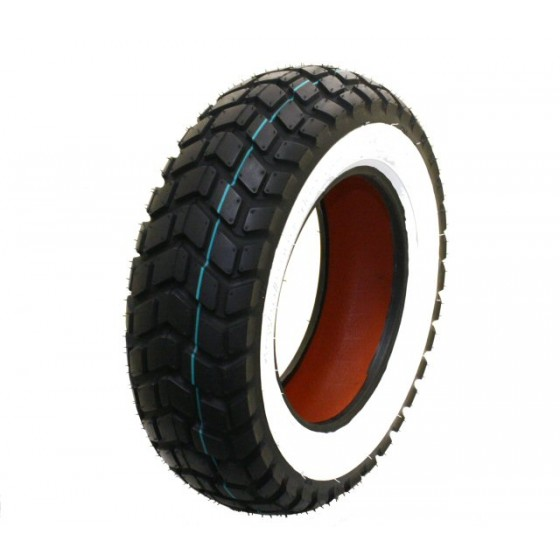 Naidun 130/90-10 White Wall Tire