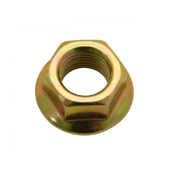 GY6 Flanged Drive Face Nut M12x1.25
