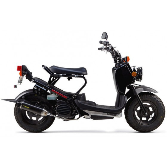 TWO BROTHERS RACING HONDA RUCKUS CARBON FIBER TARMAC FULL EXHAUST SYSTEM