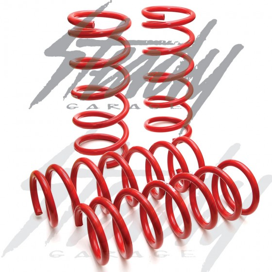 "Chimera 3"" Flexible Lift Springs Sidekick/Tracker SET"