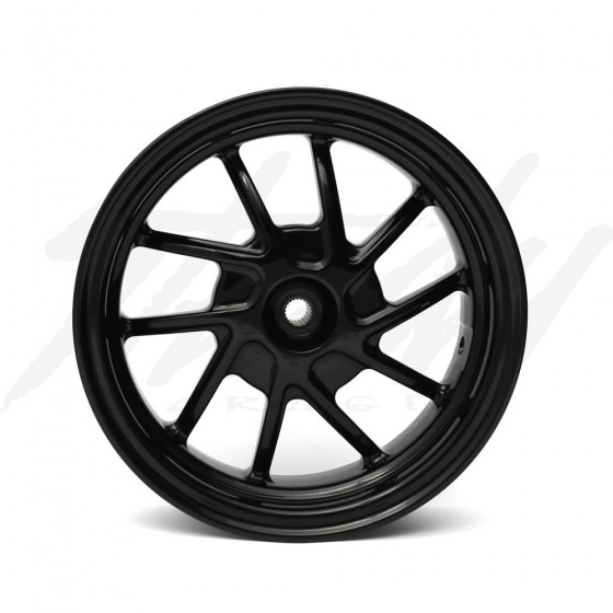 "NCY Honda Ruckus ""Hustler"" Rear 10"" Wheel Rim - Black"