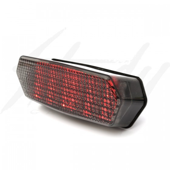 MDH Honda Grom 125 Integrated Sequential LED Tail Light