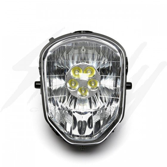 5 Shooter Universal LED Cluster Headlight Conversion Kit