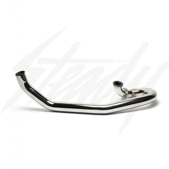 CHIMERA Growler F-Series Stainless Steel Header GY6