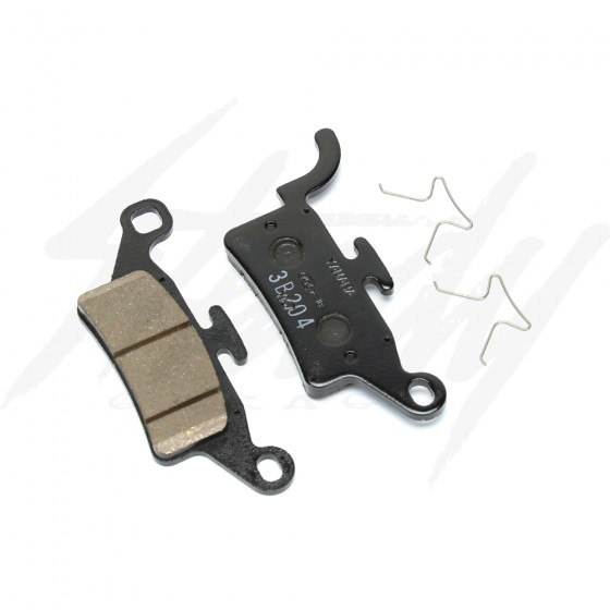 OEM Yamaha Factory Replacement Front Brake Pads Zuma 125