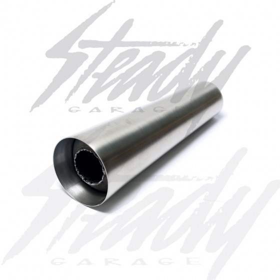 Mini Race Stainless Steel Muffler