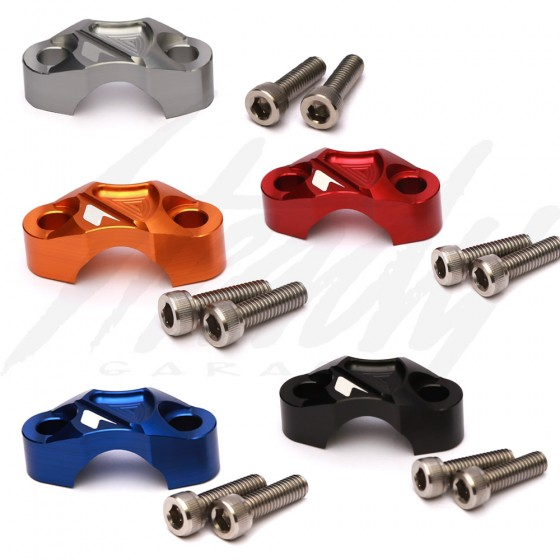 Bikers CNC Clutch and Brake Mount Clamp