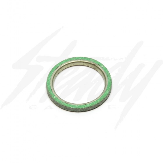 Round Exhaust Gasket for Big Bore GY6 Head also Fits  ZS190 engine