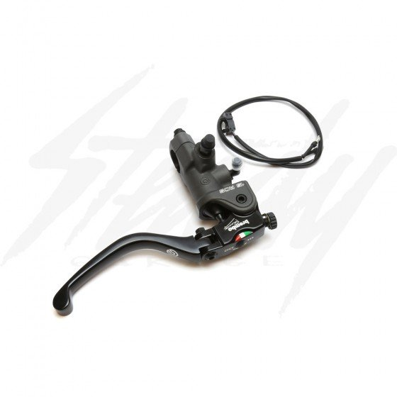 Brembo 15 RCS Brake Master Cylinder w/Shorty Brake Lever