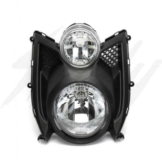 Complete OEM Yamaha ZUMA BWS 125 Headlight Front End Kit