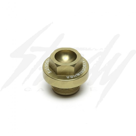 Yoshimura Keihin Carb Float Bowl Bolt (All Keihin Carburetors)