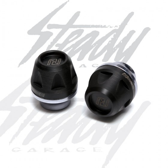 H2C Wheel Crash Bung Wheel Sliders Honda Grom 125