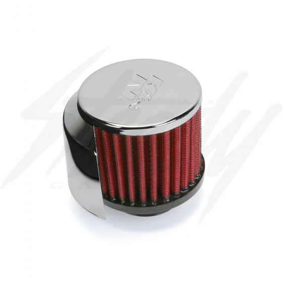 K&N Honda Ruckus Metropolitan Main Air Filter with Shield