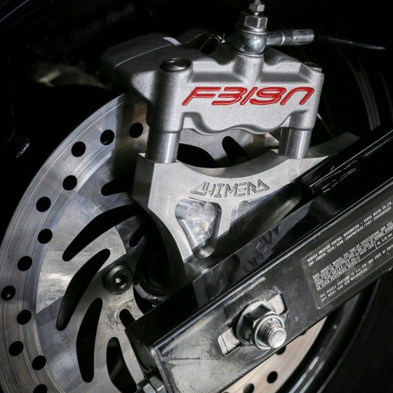 Steady Garage Honda Grom 125 Complete Brake Upgrade PH80 245mm