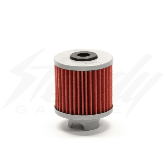 HiFlo Filtro Oil Filter for Kitaco Clutch Cover - Honda Grom