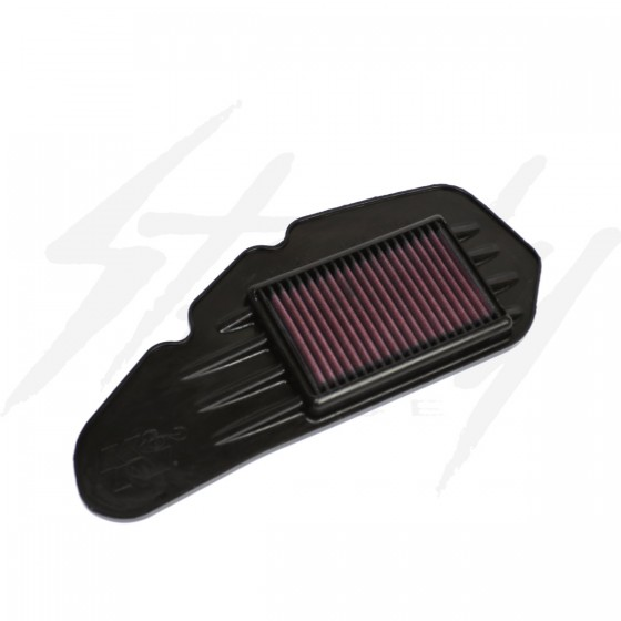 K&N Drop In Replacement Air Filter Honda PCX 125 150 HA1213