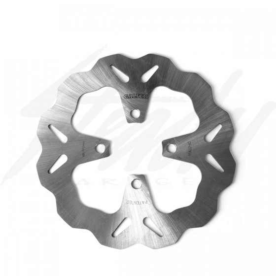 Galfer Racing 220mm Wave Front Brake Rotor Honda Grom Monkey 125 (ALL YEARS) (NON-ABS)