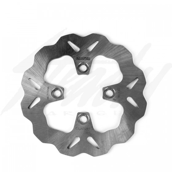 Galfer Racing 190mm Wave Rear Brake Rotor Honda Grom Monkey 125 (ALL YEARS)