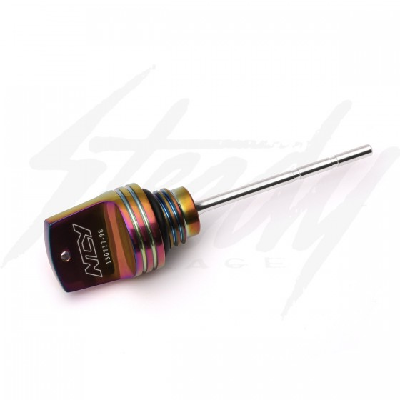 NCY Titanium Finished GY6 Oil Dip Stick
