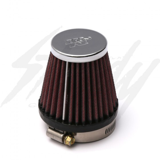 K&N RC-1060 Universal Cone Air Filter - 49-50mm