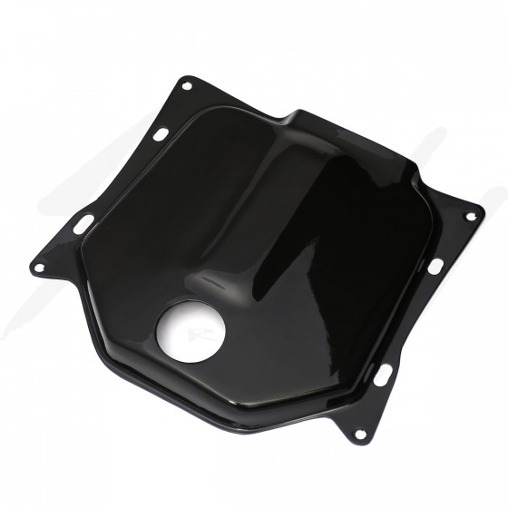 FRP Black Gas Tank Cover Honda Ruckus