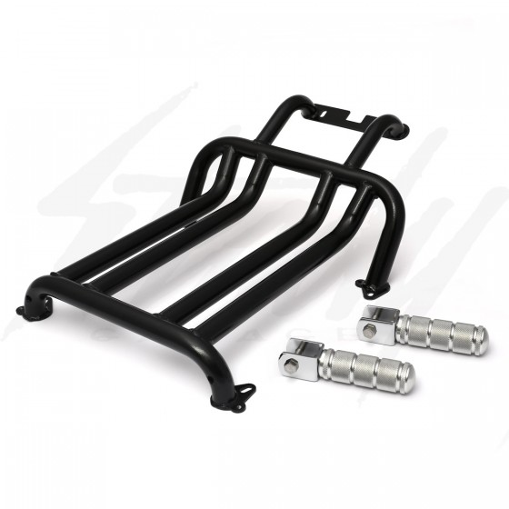 NCY Honda Ruckus Footrest & Chassis Brace
