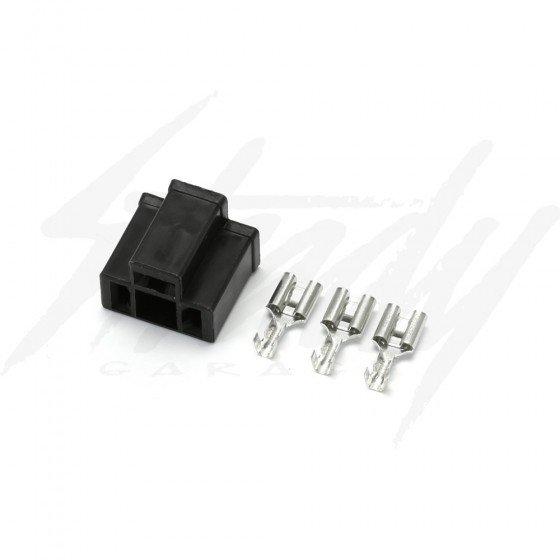 H4 Headlight Connector Female Coupler Connector