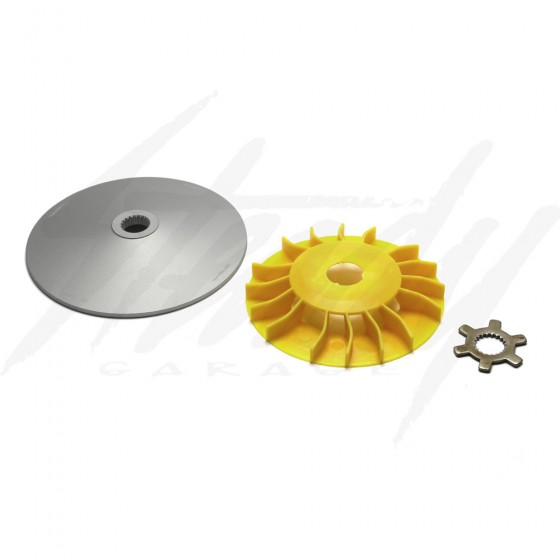 NCY Aluminum Drive Face Assembly GY6 150cc
