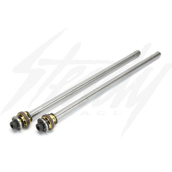 Race Tech Gold Front Fork Valving Kit 28x6mm 2014-2016 Honda Grom 125