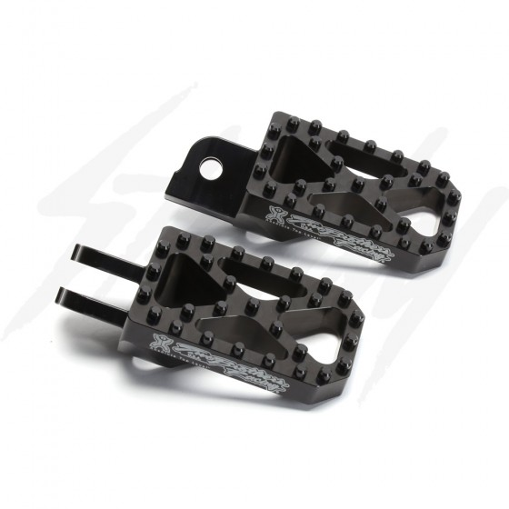 Two Brothers Racing Billet Foot Pegs for Honda Grom 125