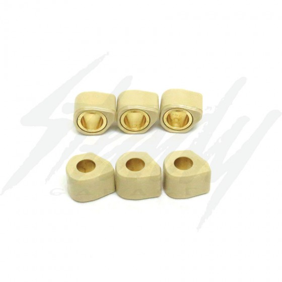 DR. PULLEY SLIDING ROLLER WEIGHTS 18X14MM