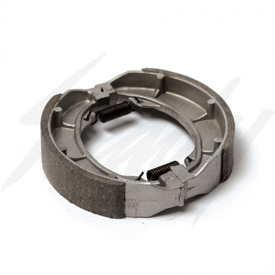 GY6 Rear Replacement Brake Shoe Long Case