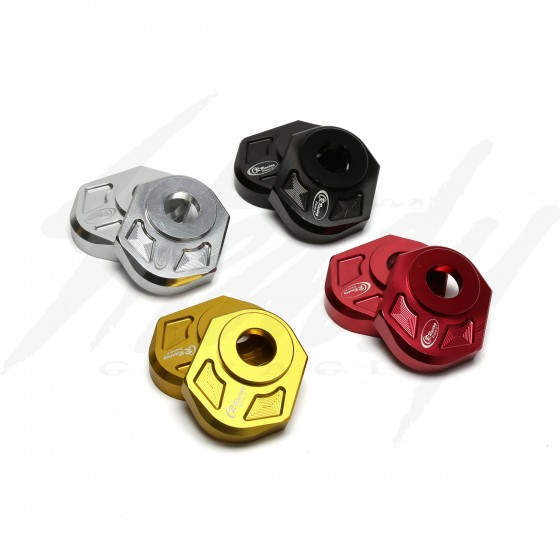 CR Racing TDM Turn Signal Mount Adapters