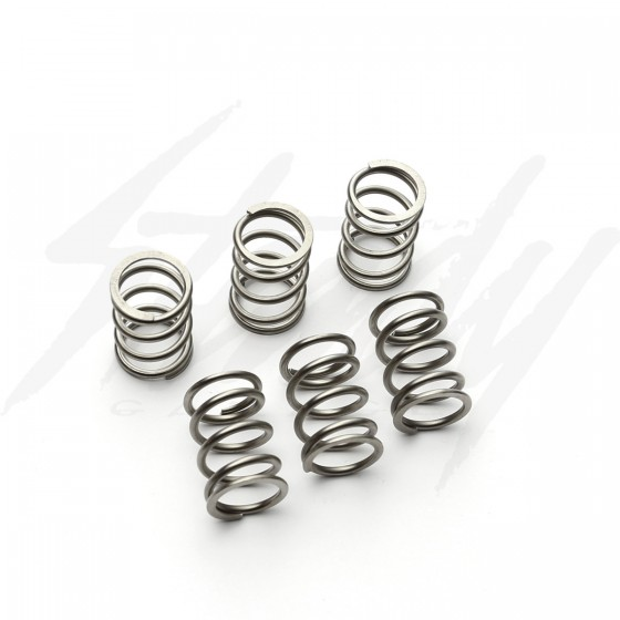 Sex Machine Racing 6pc Clutch Spring 60% Stiffer Upgrade Honda Grom Monkey 125