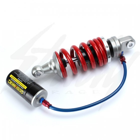 Combiz 245mm Wega Race Coilover Rear Shock with Reservoir Grom 125