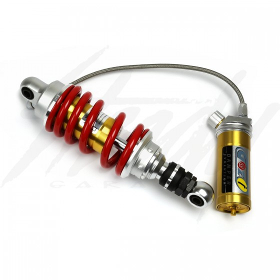 Gazi 255mm Supreme Indy Adjustable Coilover Rear Shock Grom 125