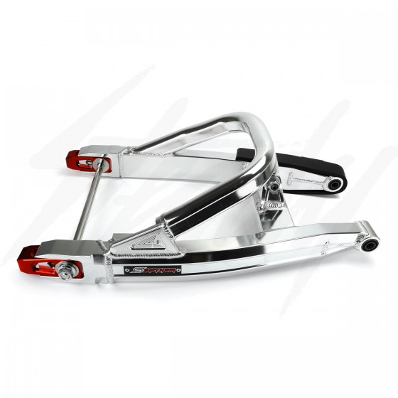 Spyker Aluminum Swing Arm Over Brace Honda Grom 125