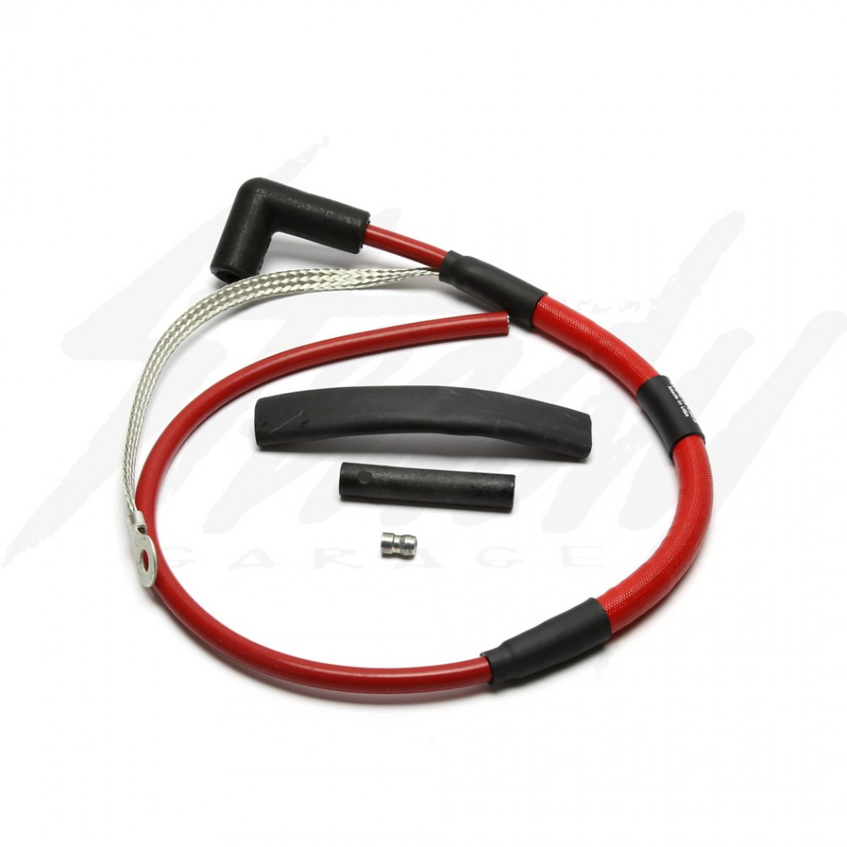 ngk plug wires  | steadygarage.com