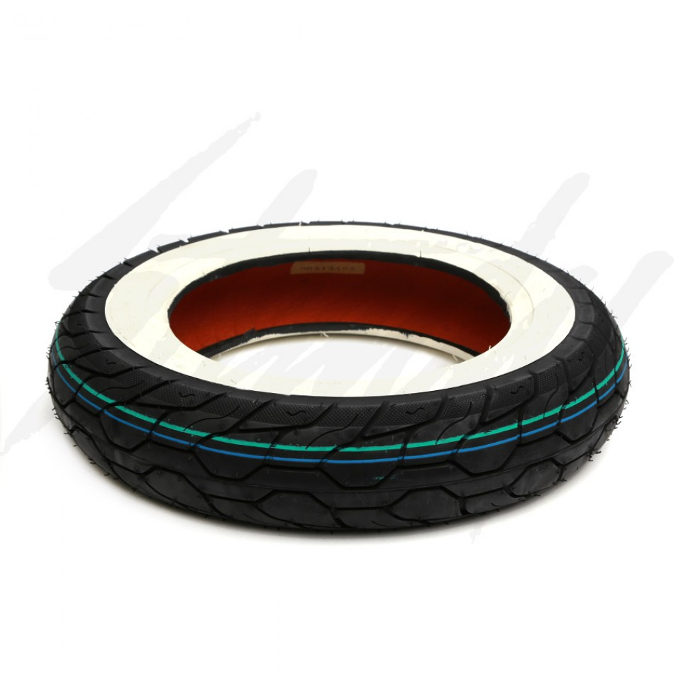 Naidun 130 70 12 White Wall Tire