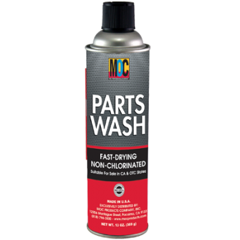 MOC PARTS WASH 13 oz., 1 Can