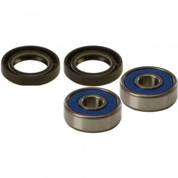 All Balls Racing Honda CRF110F Front Wheel Bearing and Seal Kit