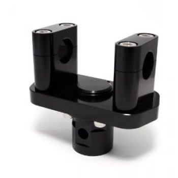 "NCY Ruckus Handlebar Clamp 7/8"" - Black"