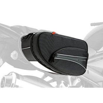 Nelson-Rigg Mini Expandable Sport Motorcycle Saddlebags