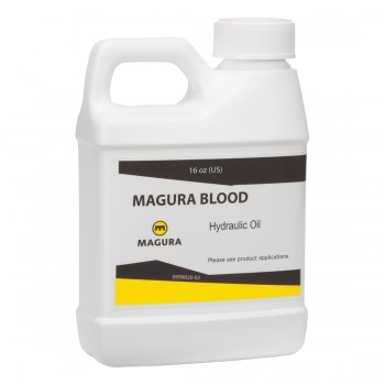 Magura Blood Hymec Hydraulic Clutch System Oil - 16oz