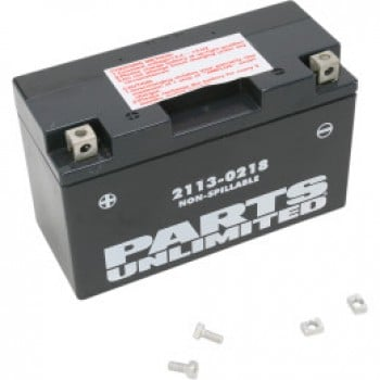 Yamaha Zuma 125 YT7B-BS Replacement Battery